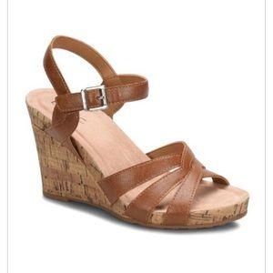 boc Shoes - B.O.C Apple Cork Wedge Sandal